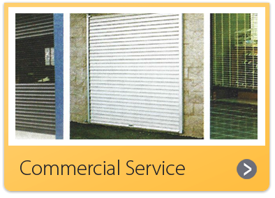 Commercial Garage Doors Services