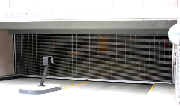 Commercial Overhead Grilles