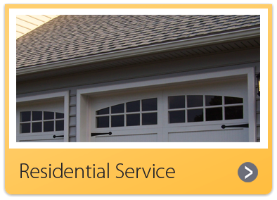 Residential Garage Doors Services